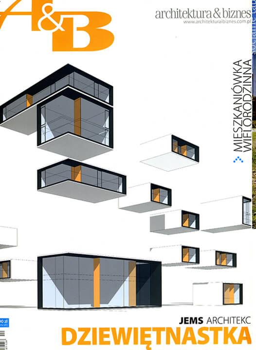 Architektura&Biznes 04/2012