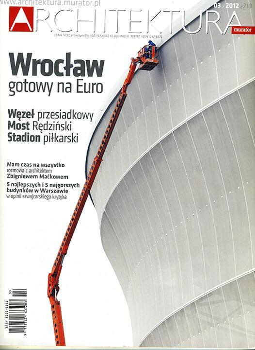 Architektura Murator 03/2012