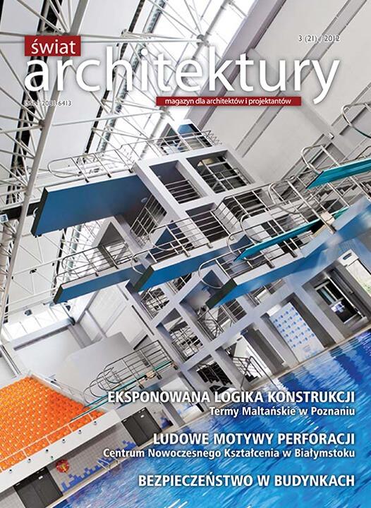 Świat Architektury 03/12