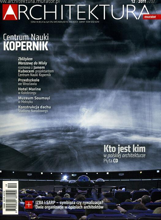 Architektura Murator 12/2011