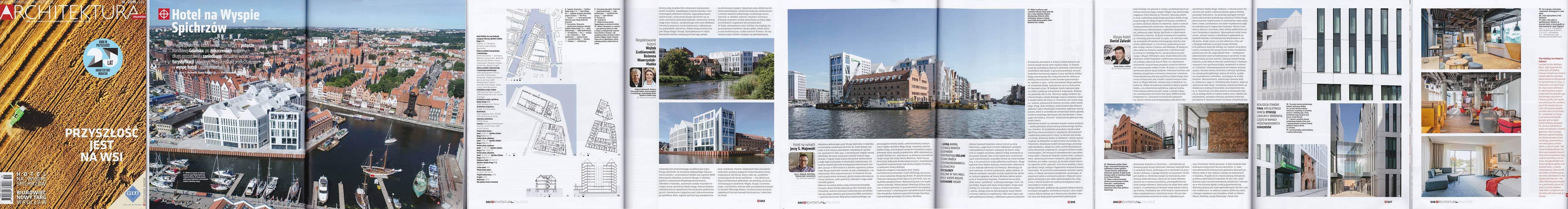 Architektura Murator 10/2019