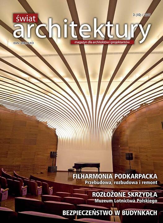 Świat Architektury 03/11