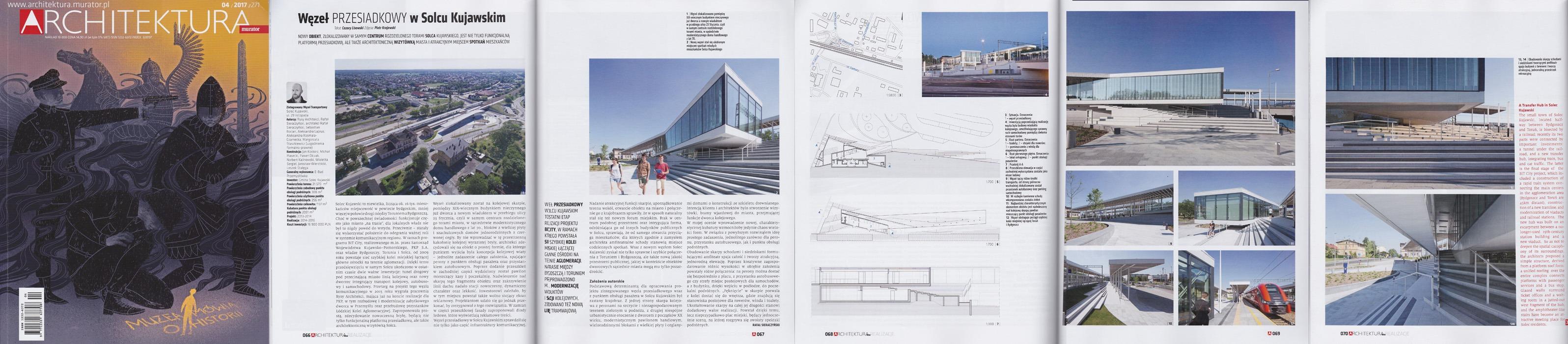 Architektura Murator 04/2017
