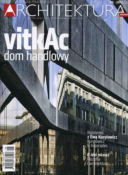 Architektura Murator 05/2012