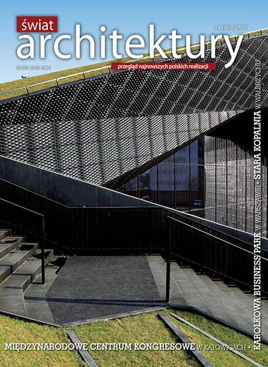Świat Architektury 04/15