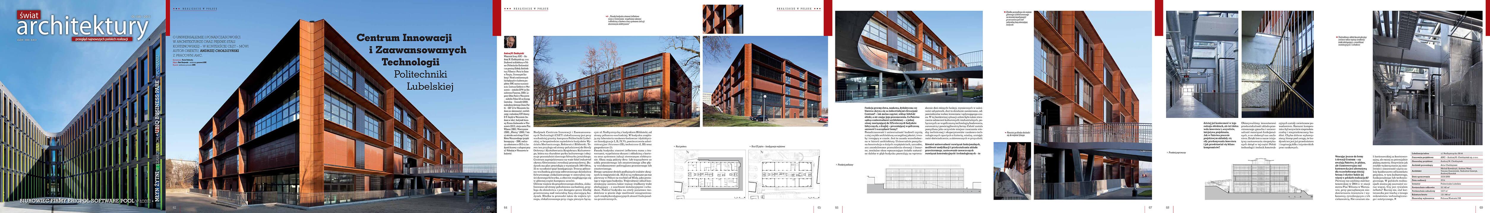 Świat Architektury