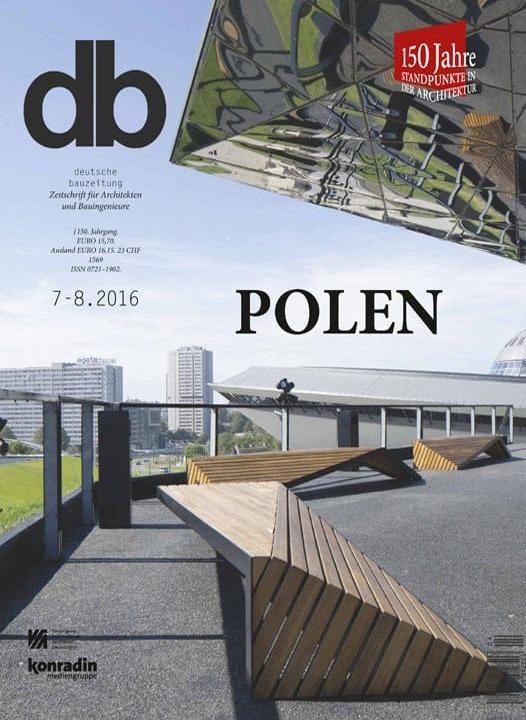 Deutsche bauzeitung 07/2016