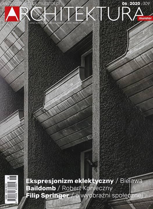Architektura Murator 06/2020
